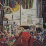Kitchen scene I, 610x760, $500