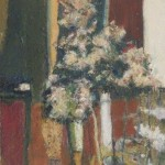 Flowers in vase, 360x280, $300 (sold)